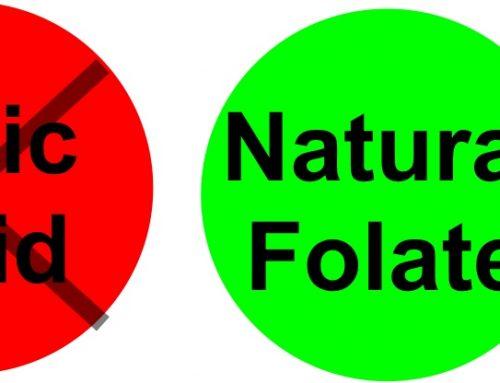 Tác dụng phụ của axit folic. Nhiều tác phụ nguy hiểm